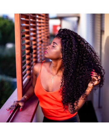 Lace Wig Curly Wave Top-Canon®